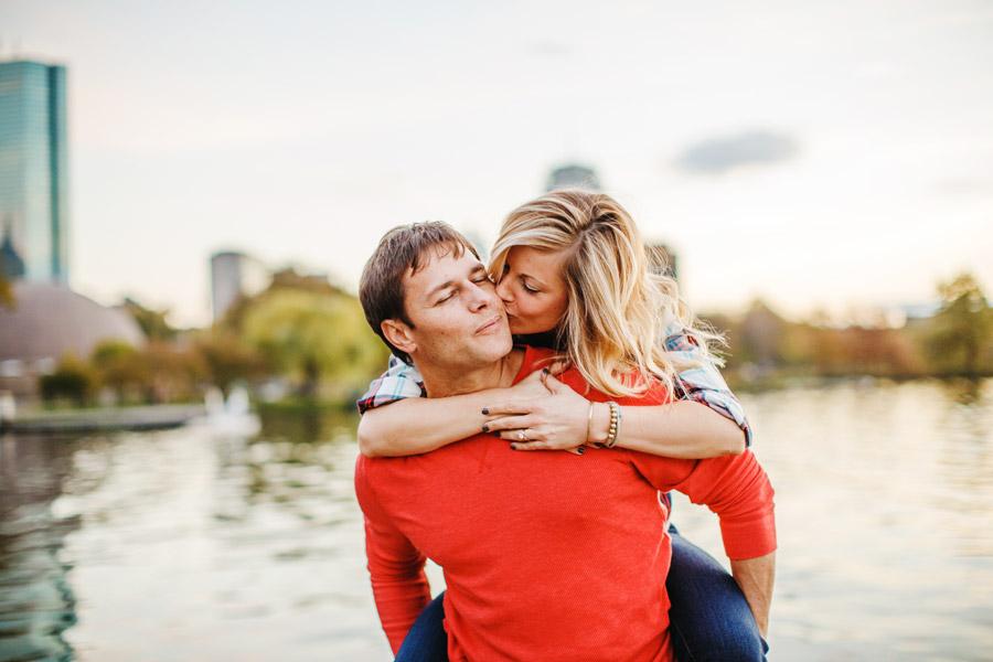 Boston top engagement photographers beacon hill couple having fun lifestyle portraits mikhail glabets (28)