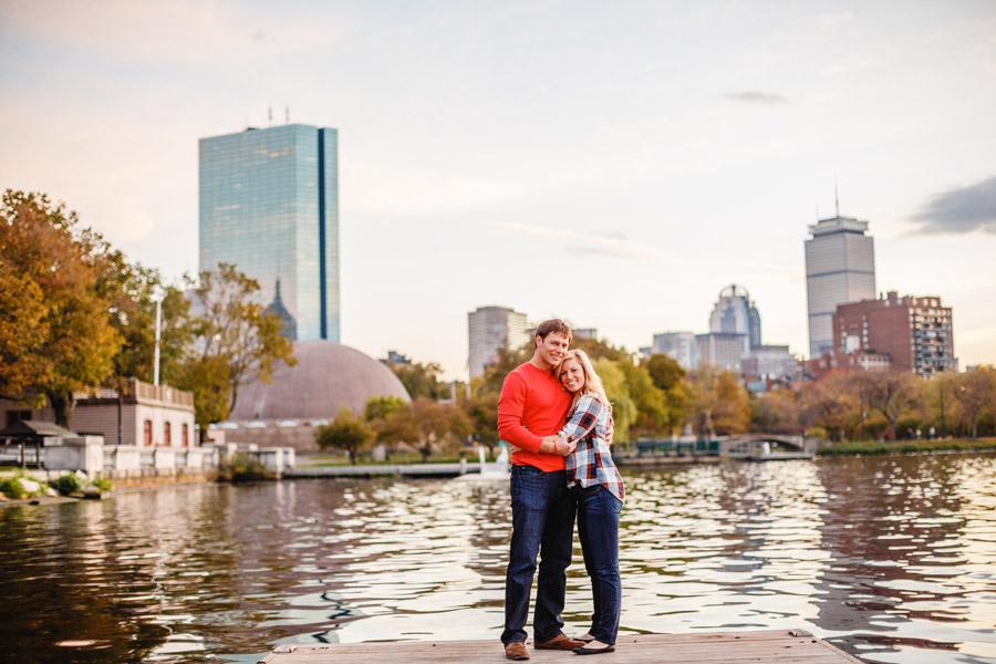 Boston top engagement photographers beacon hill couple having fun lifestyle portraits mikhail glabets (29)