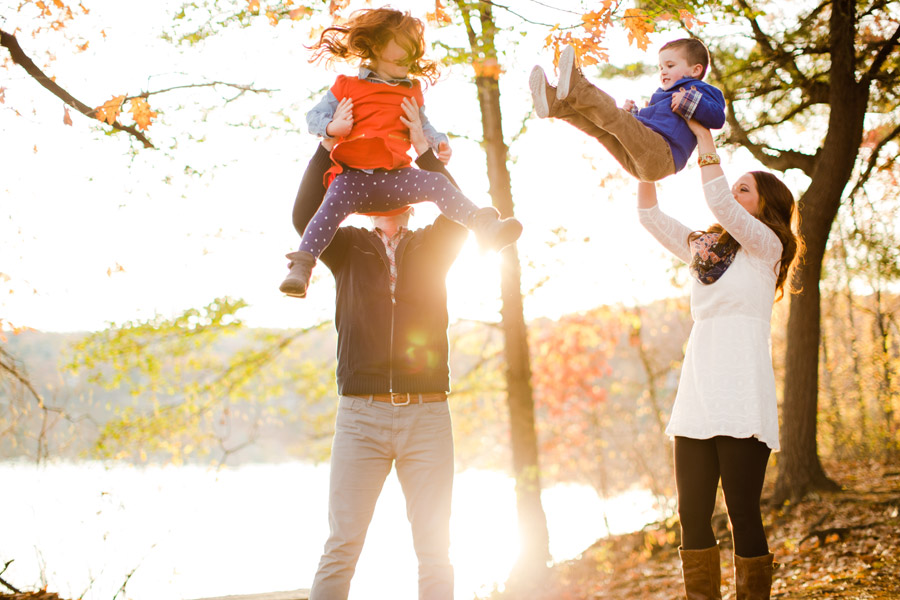 Mikhail Glabets Photography Winchester, ma family photographer fun fall lifestyle photography boston ma mystic lake