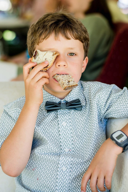 fun kid moments at weddings new england weddings