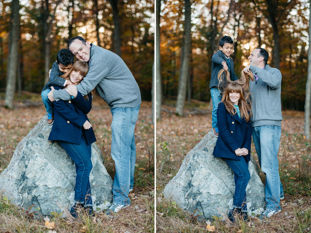 creative and fun real moments family photography in boston and quincy