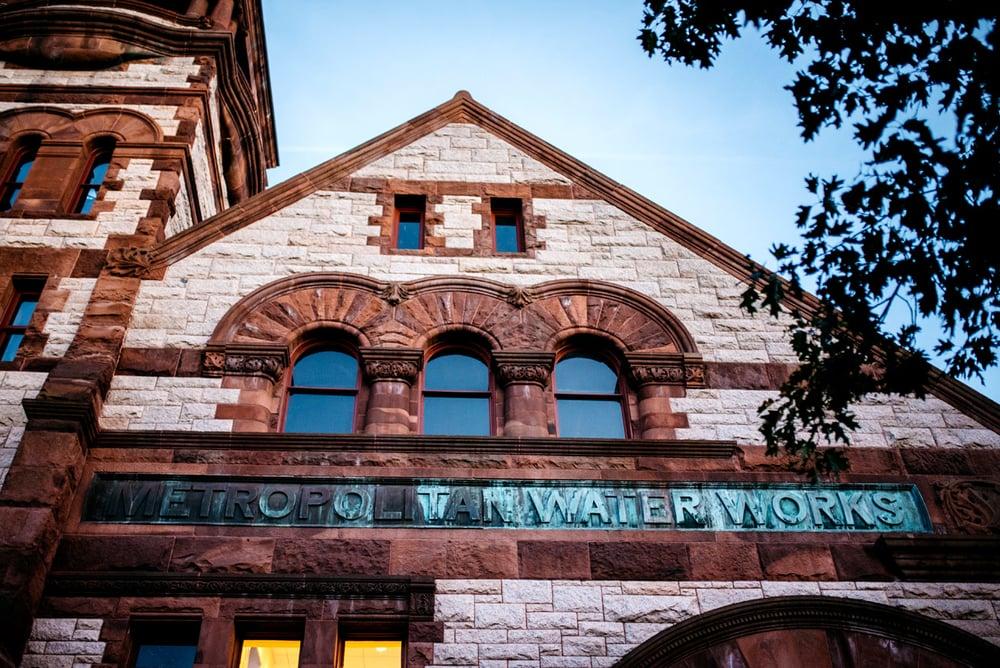 Metropolitan Waterworks Museum  for weddings and events