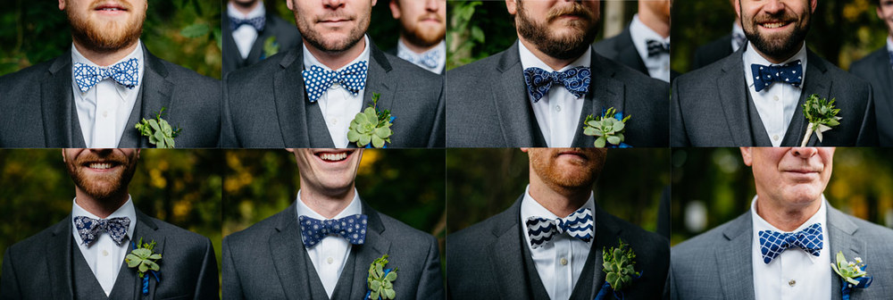 wedding bow tie inspiration ideas different bow ties michigan aquinas college wedding
