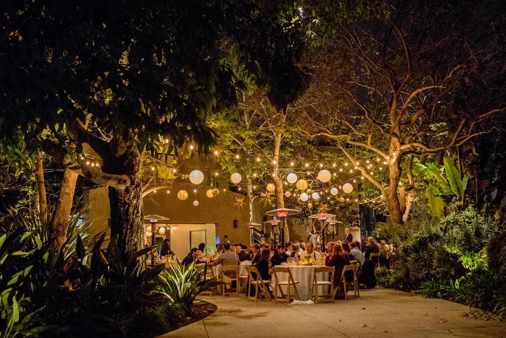 dreamy patio wedding in carlsbad, ca