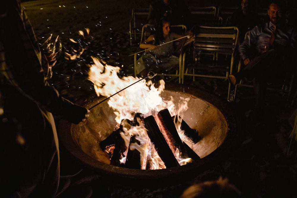 after party beach fire pit ideas on cape cod