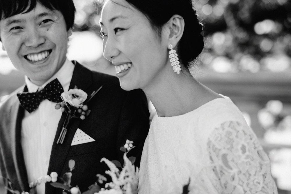 fun and stylish asian wedding in boston
