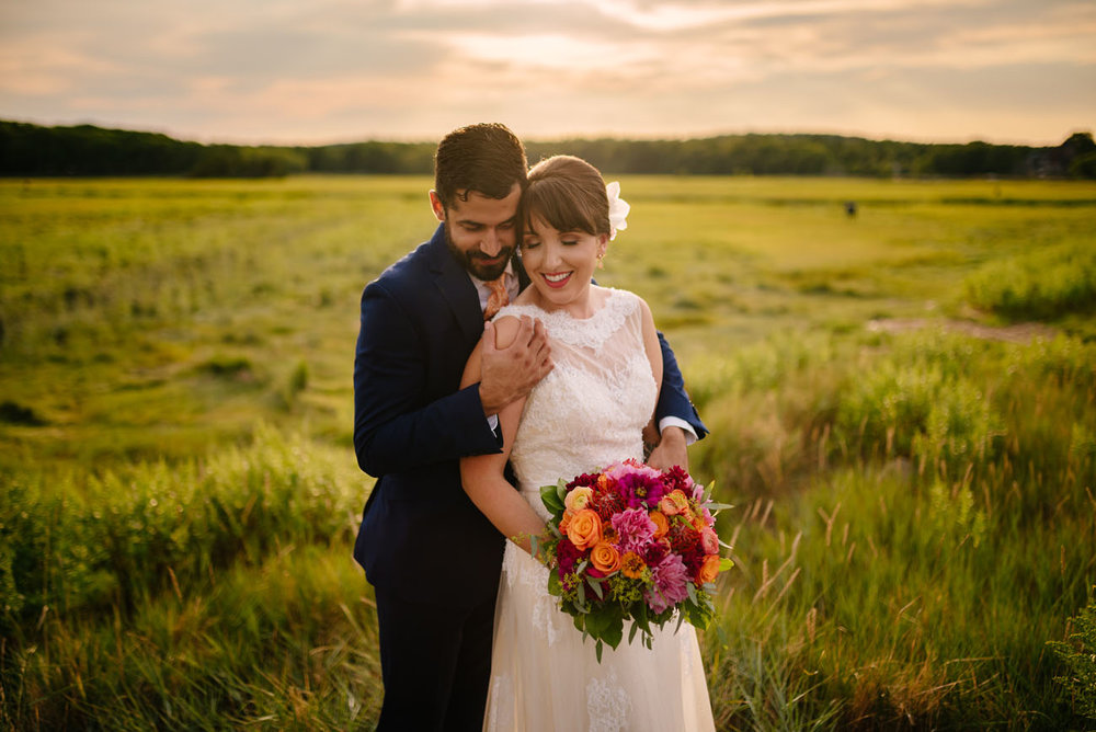 creative portrait and wedding photographers in new england