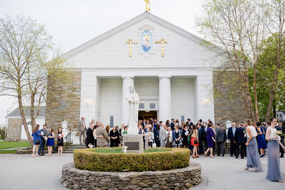 catholic ceremony in scituate