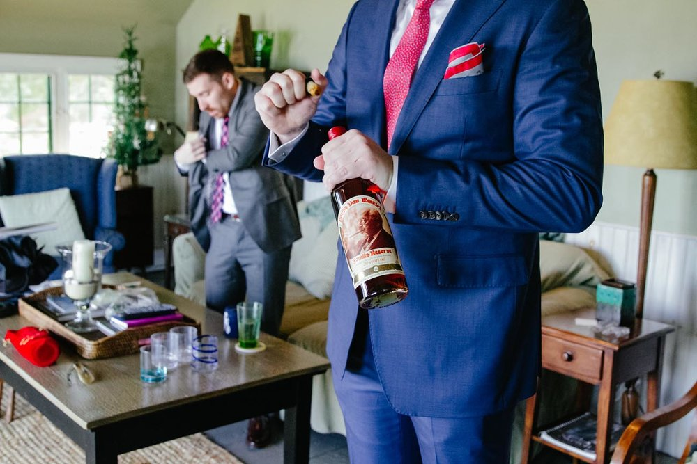 pappy van winkle at weddings