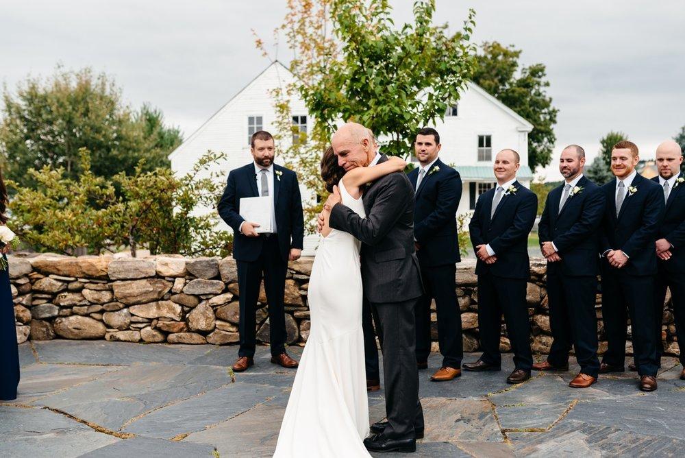 jackson gore inn wedding ceremony