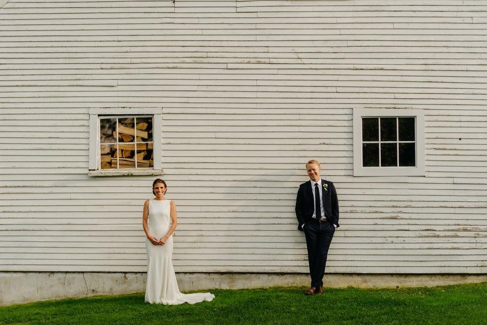 barn weddings in vermont