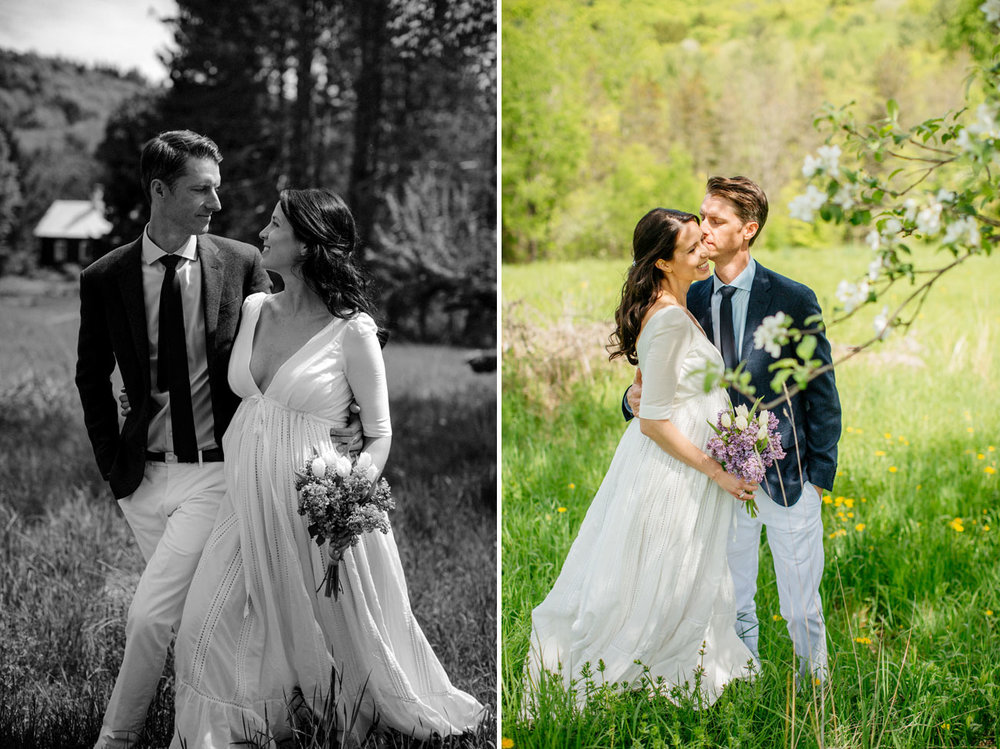 best vermont wedding photography