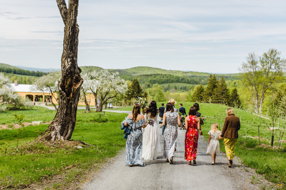 fable farm weddings in vermont