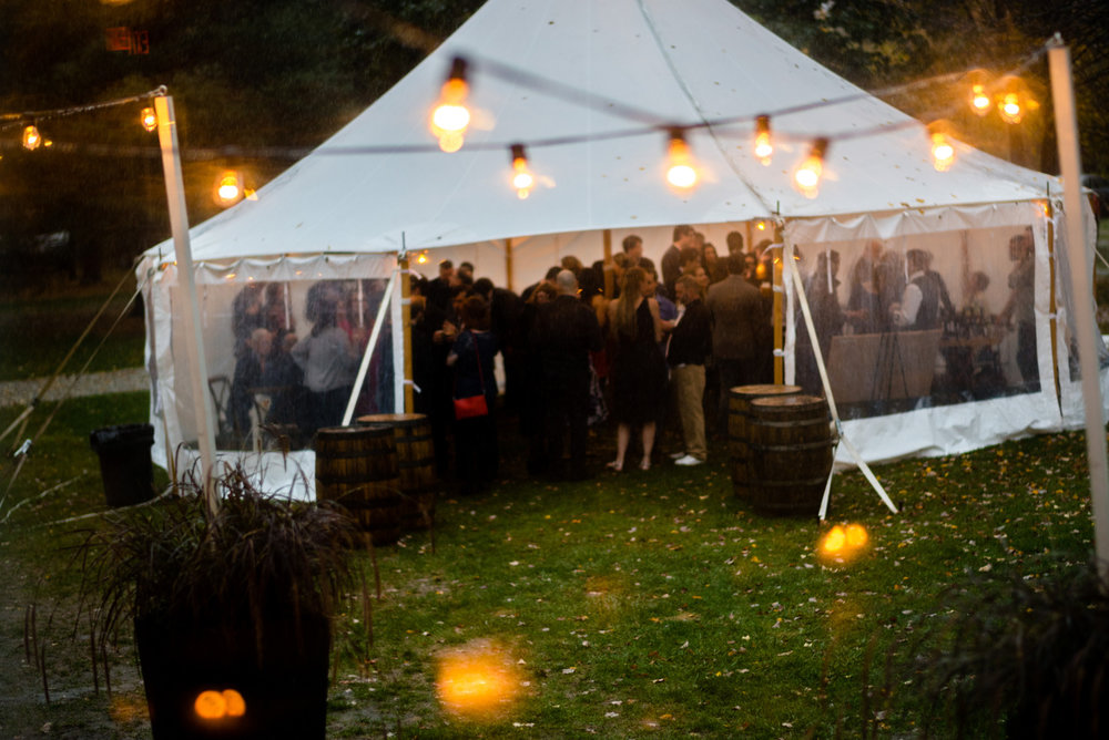 maine tent rentals for rainy day weddings