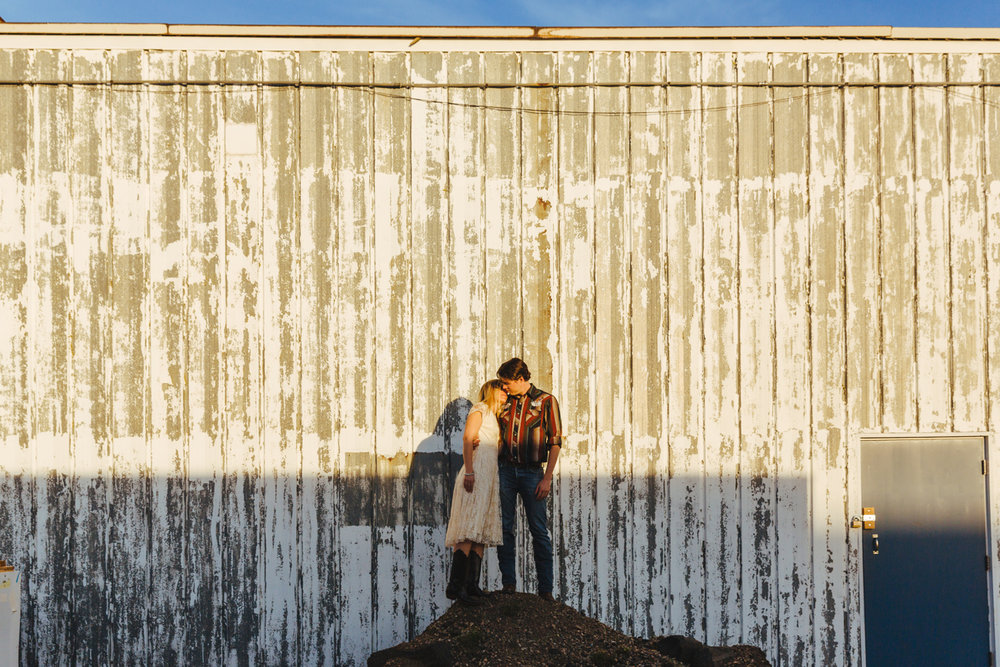 brooklyn ny engagement photographer warehouse engagement