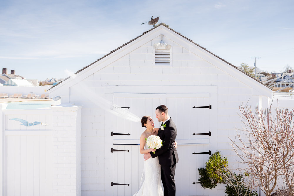 winter and spring weddings at the chatham bars inn