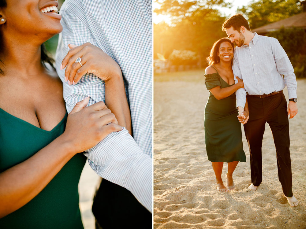 beach portraits in boston and inspiration