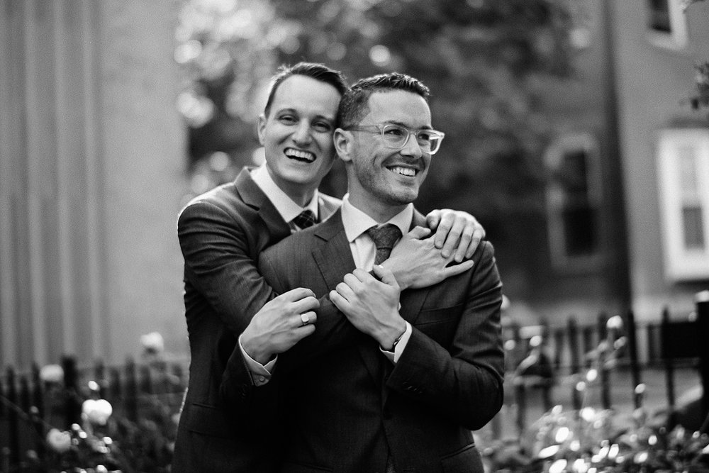 boston same-sex gay weddings and inspiration