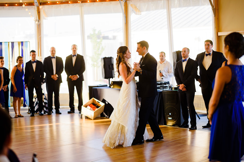 first dance ideas at the bohlin, photos inslide bohlin