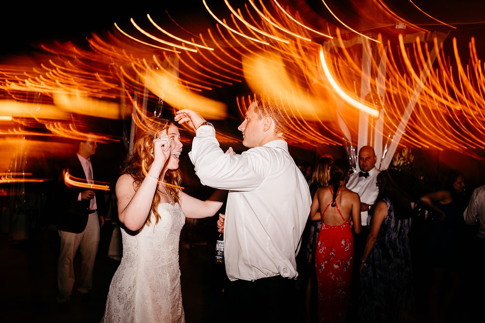 wedding dance party in newport, ri photos