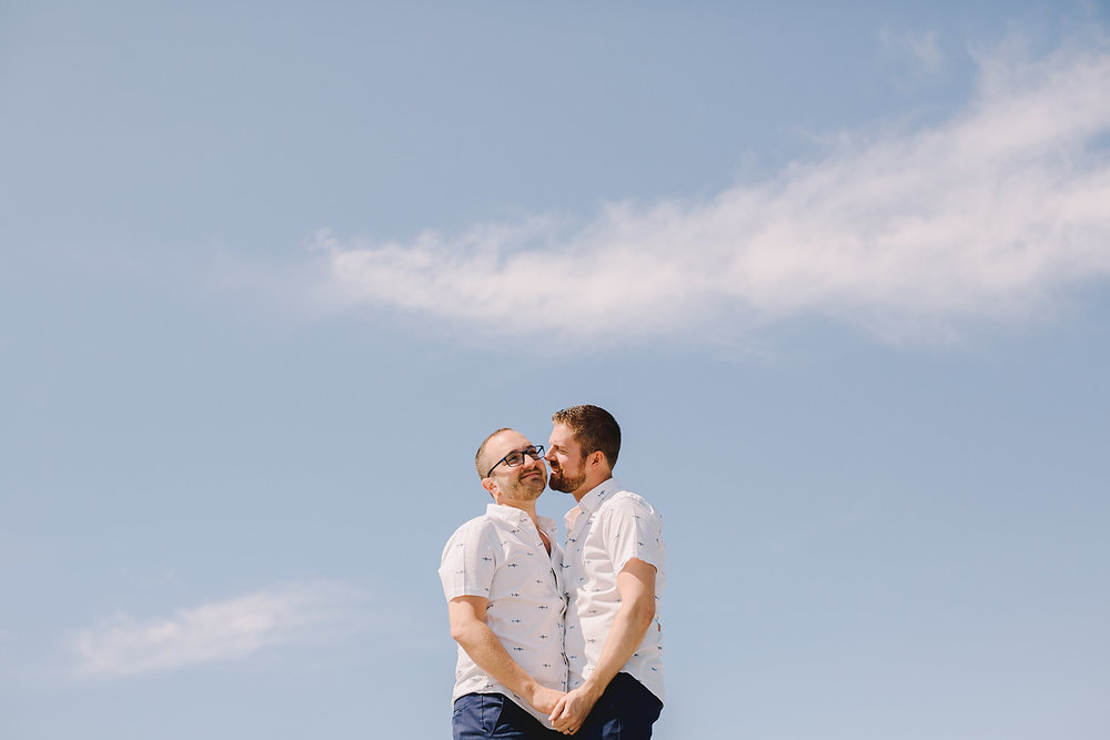 provincetown elopement planning and photography