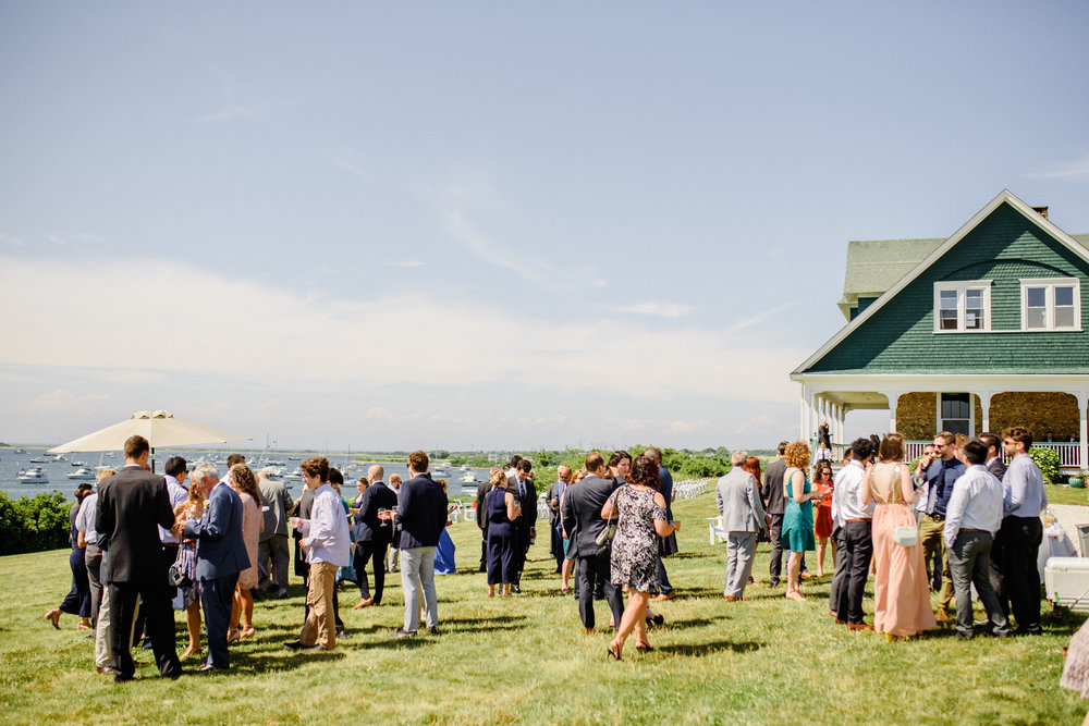 getting married at  The Sullivan House on block island