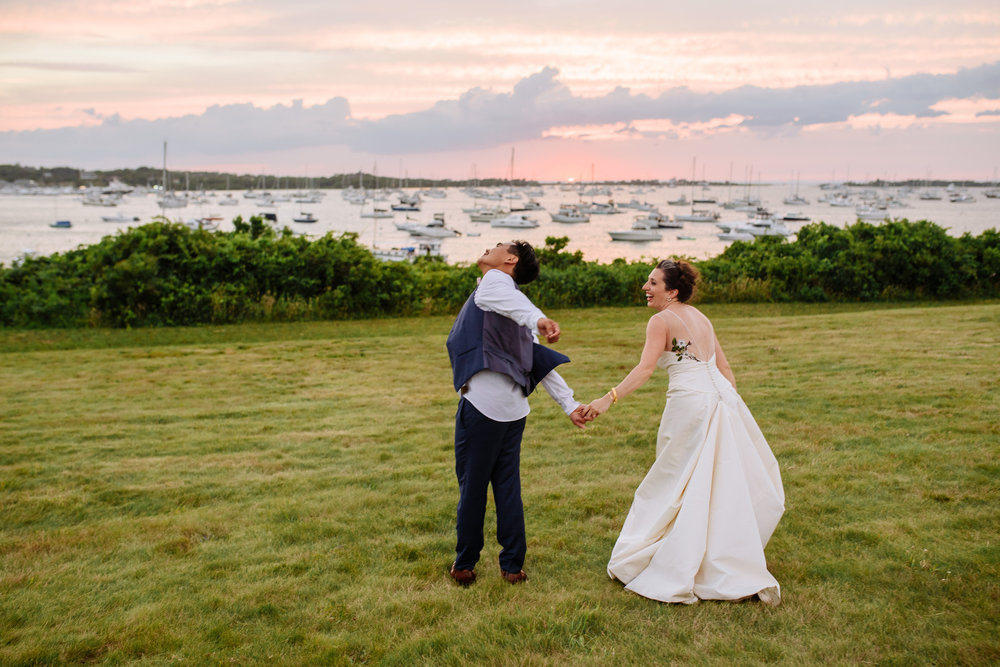 The Sullivan House on block island stunning sunset photos and inspiration