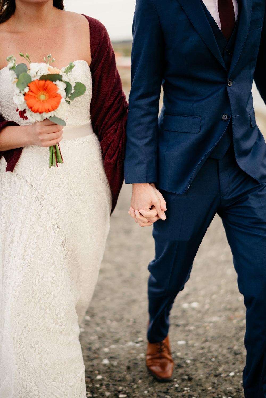 beautiful wedding photos at edgartown