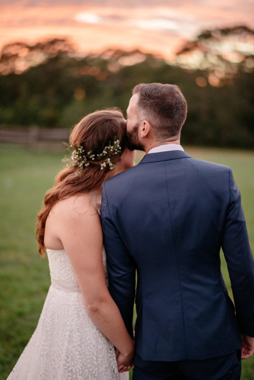 intimate wedding photos on martha's vineyard