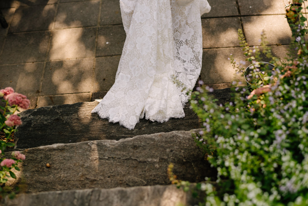 bohemian wedding inspiration in new england