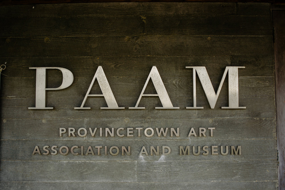 planning your PAAM wedding in provincetown