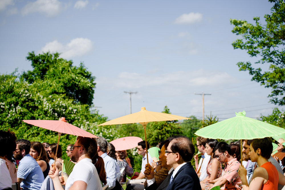 wedding umbrellas for sunny days