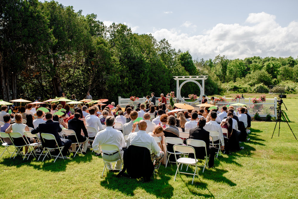 outdoor mountain wedding venues