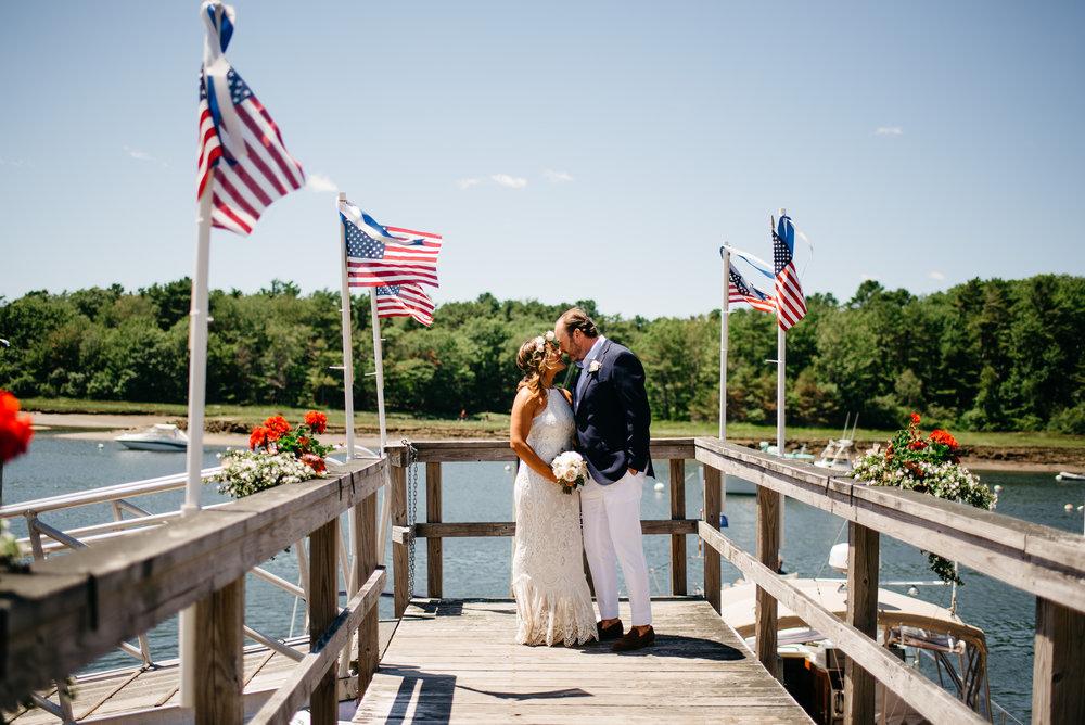Nonantum Resort wedding photos and pricing
