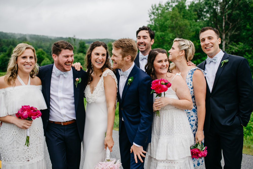 brooklyn weddings and vermont wedding planning
