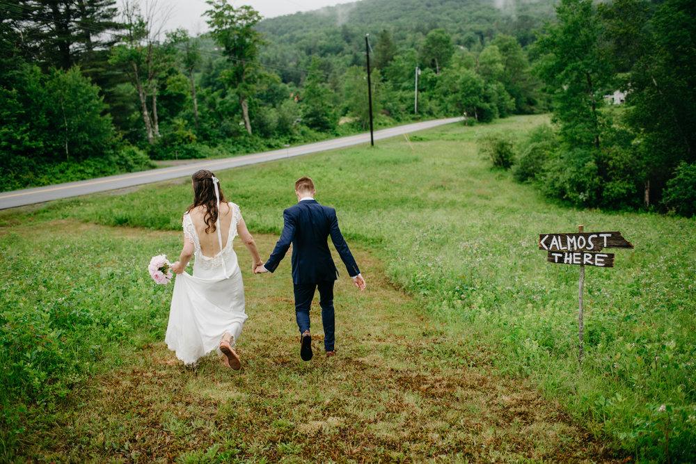mountain top inn resort wedding photos in vermont