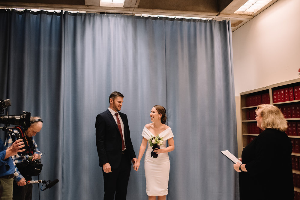 getting married at boston city hall