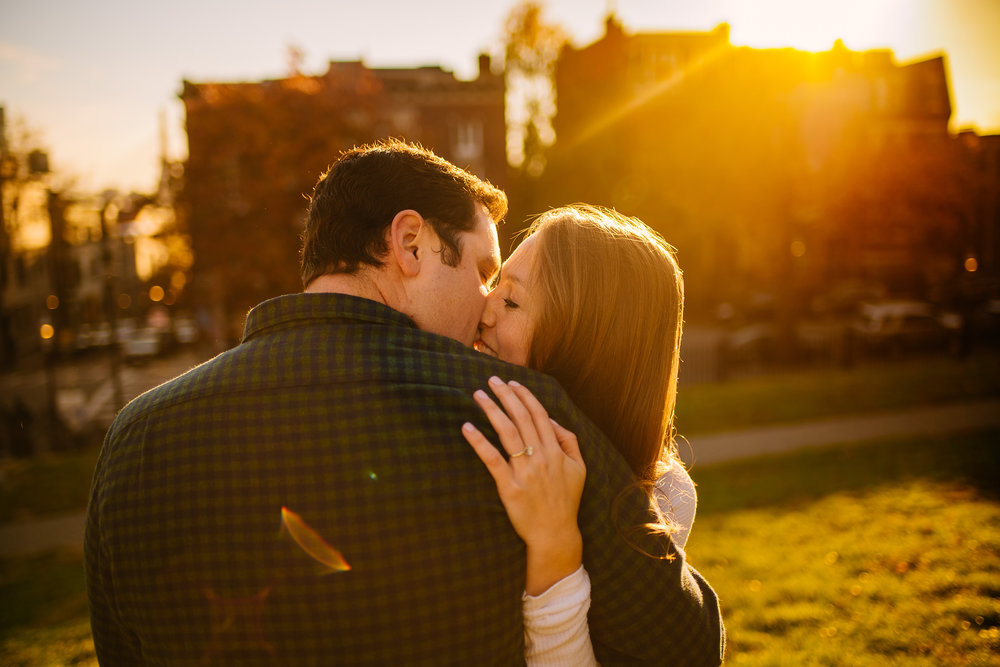 lifestyle charlestown engagement session