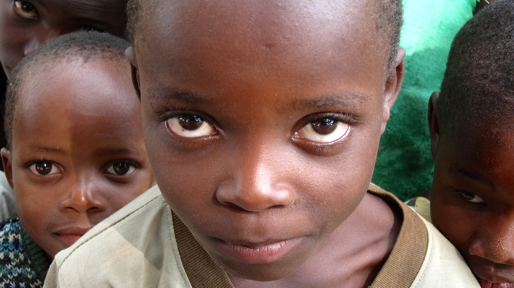 Beautiful child, Shirati, Tanzania
