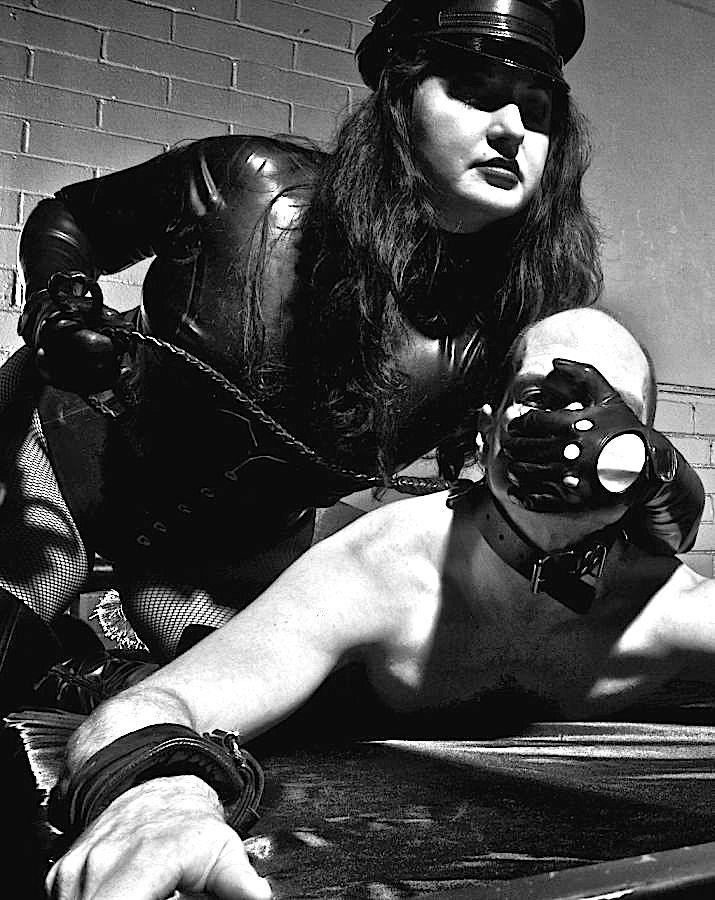 discipline. humiliation. bondage.