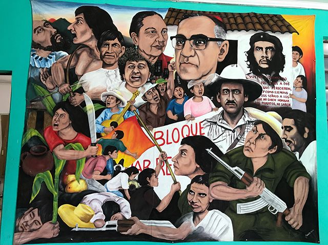 #eclcyouth #elsalvador #eclcpilgrimage 2017 #elca #lutheran #cristodepaz #webelongtoeachother