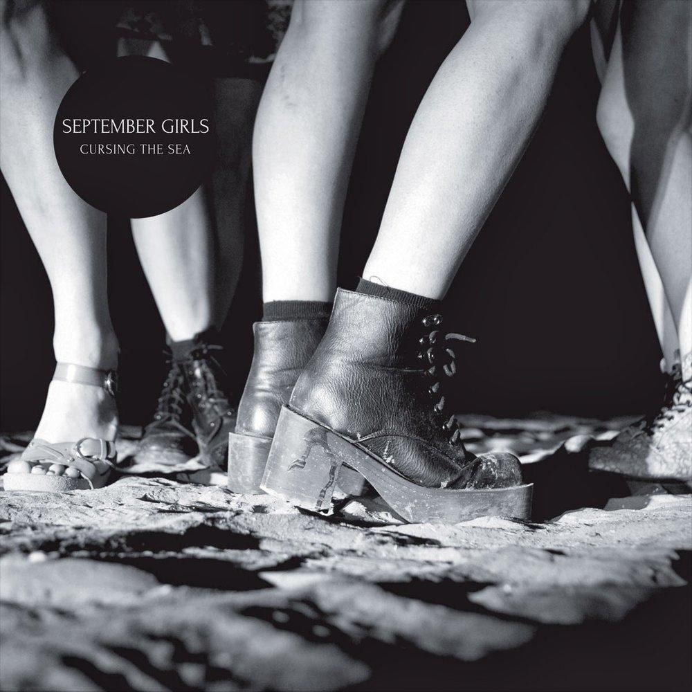 Albums of 2014 #22 - September Girls - Cursing The Sea