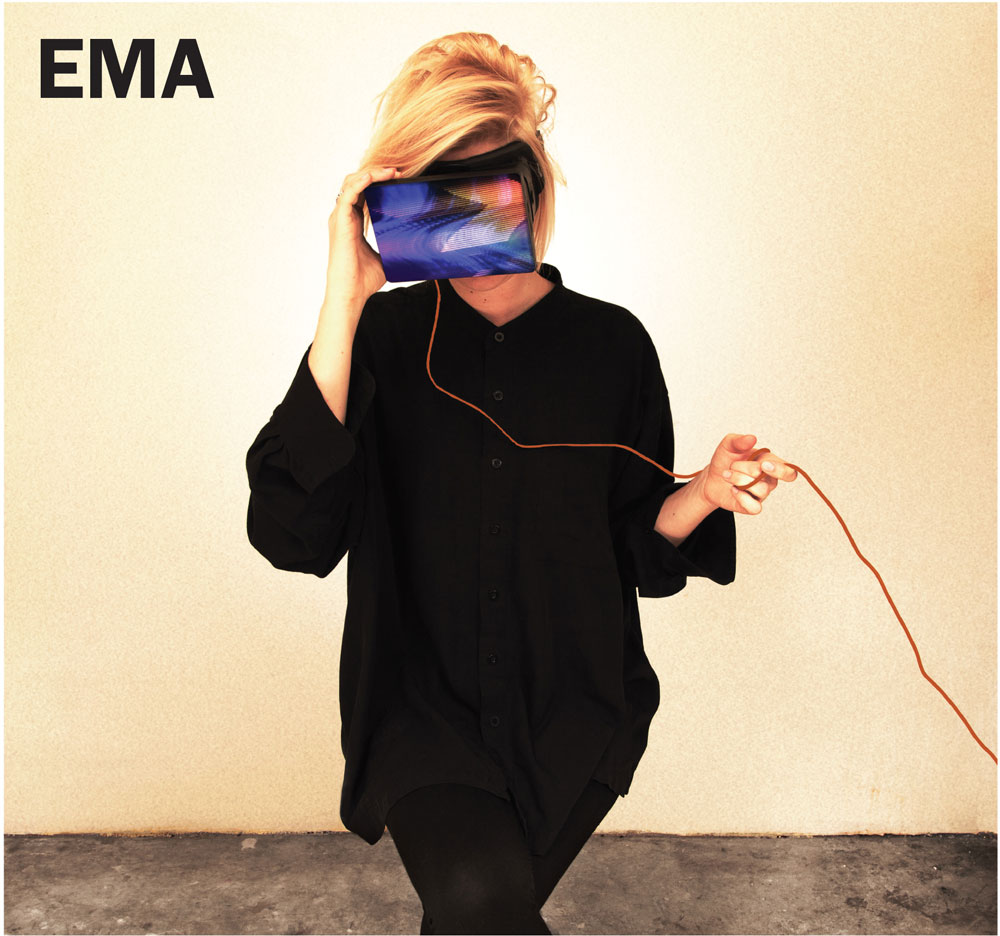 Albums of 2014 #21 - EMA - The Future's Void