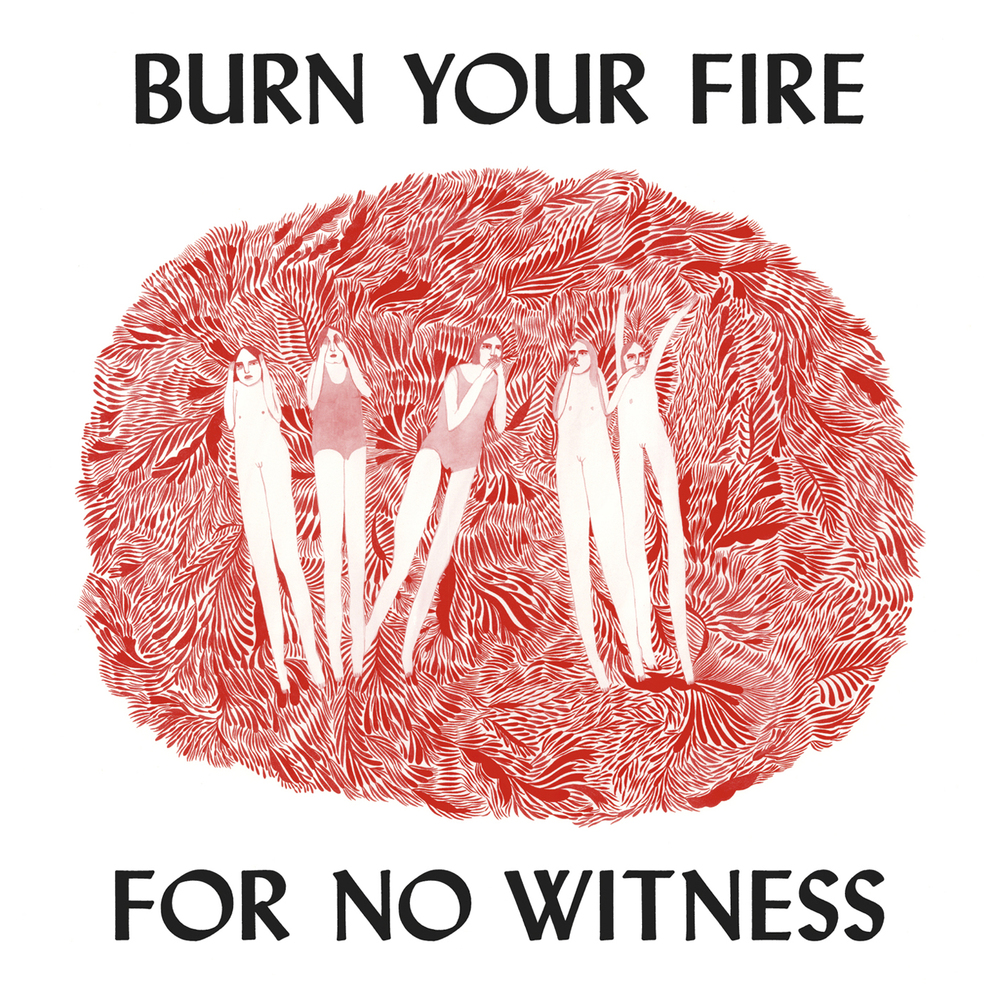 Albums of 2014 #6 - Angel Olsen - Burn Your Fire For No Witness