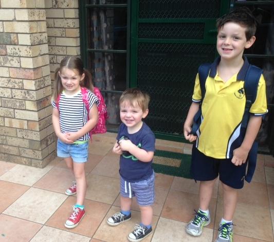 Happy kids..... happy mummy