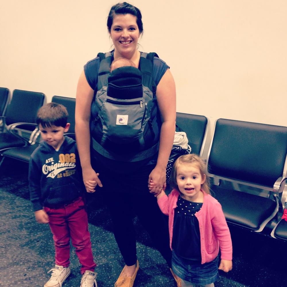 Travelling Mum
