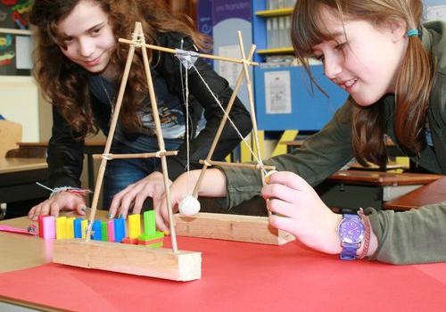 Lesmateriaal voor Hoogbegaafden: De Pittige Plus Torens. Uitdagende en creatieve verrijkingsprojecten voor de meer begaafde leerlingen en de hoogbegaafde leerlingen, waarmee zij leren leren op hun eigen niveau.