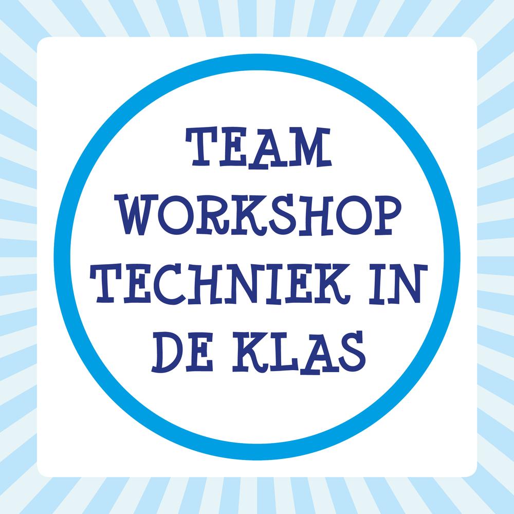 Klik hier voor meer informatie over de workshop