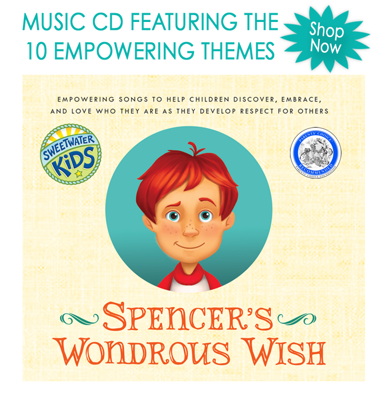 Children will have fun singing and learning about 10 empowering themes for healthy social and emotional development with these playful songs that invite movement, self-expression, choice making, optimism, respect, and more! Ideal for classroom and family use.