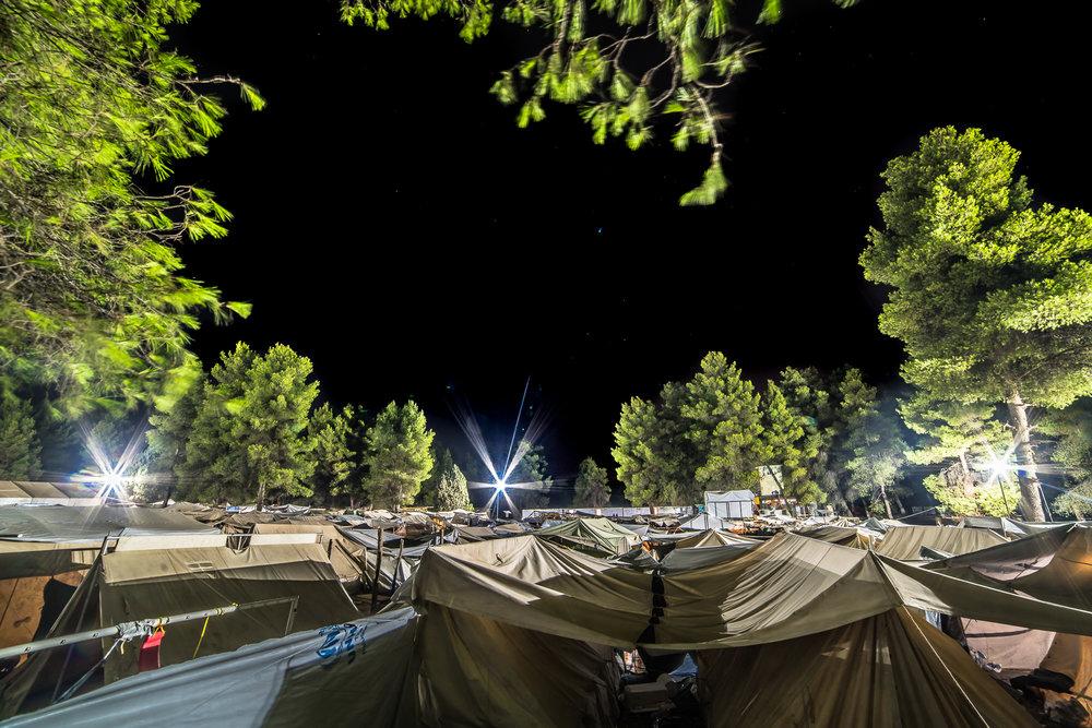 Ritsona Camp, Greece | 2016